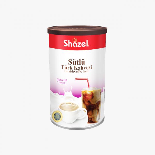 Sütlü Türk Kahvesi Şekerli - 500gr.