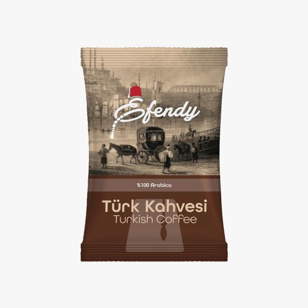Geleneksel Türk Kahvesi- Orta Kavrulmuş - 100gr