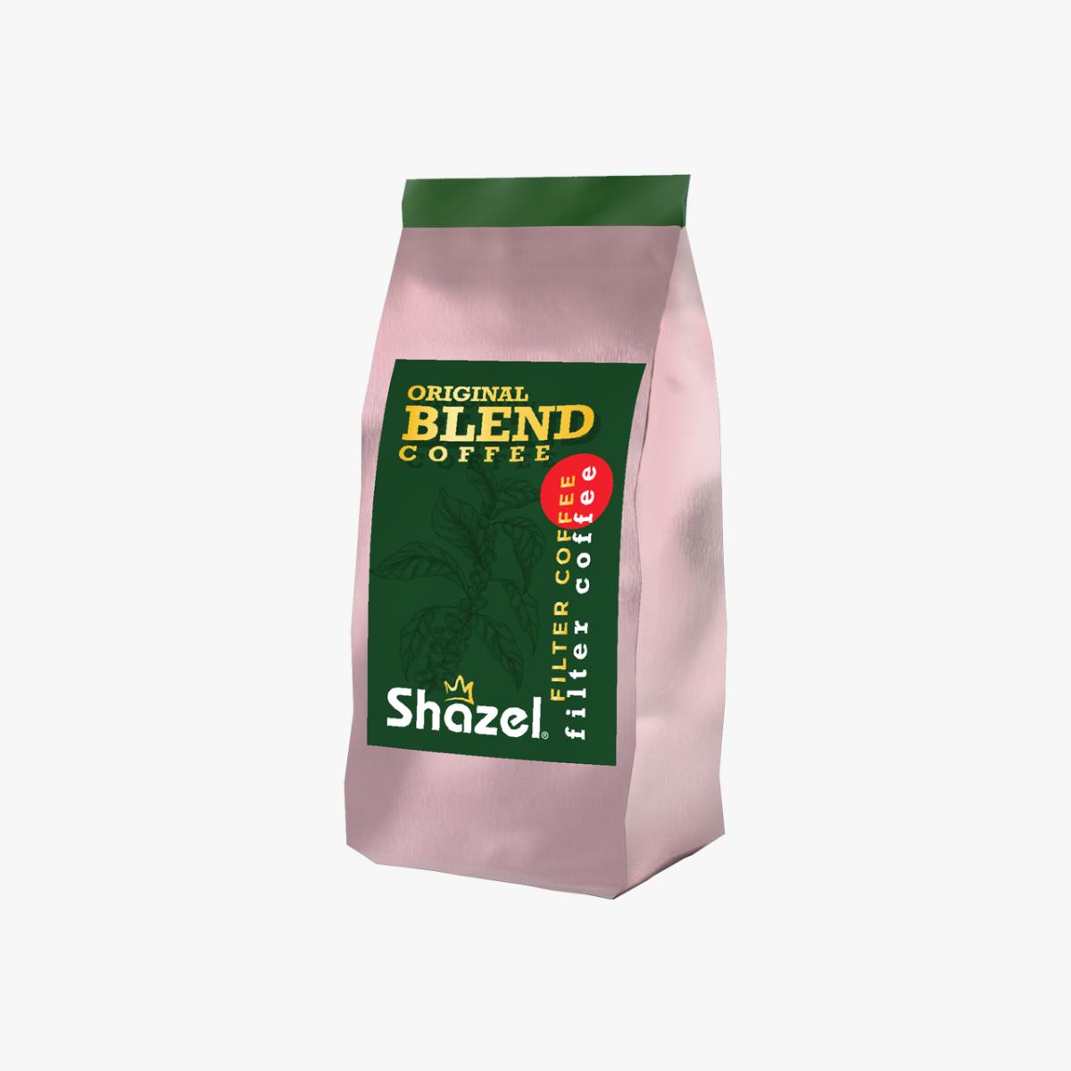 Shazel Çekirdek Filtre Kahve 250 Gr.