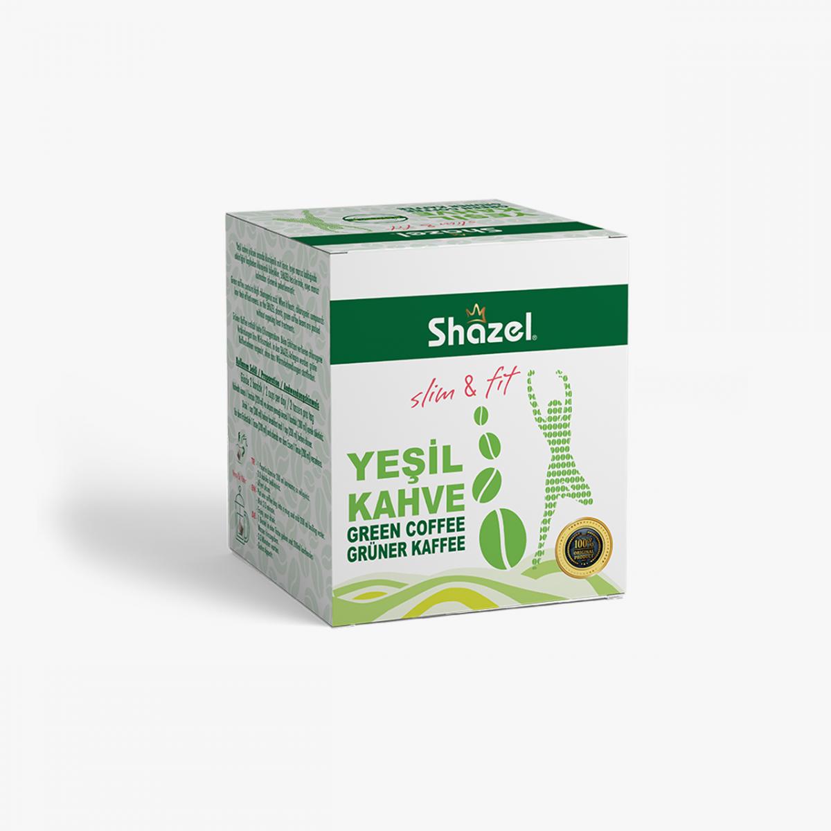 SlimFit- Yeşil Kahve-14'lü/Kutu
