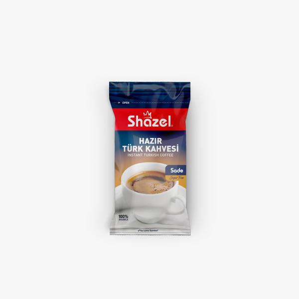Hazır Türk Kahvesi Sade - 12'li Kutu