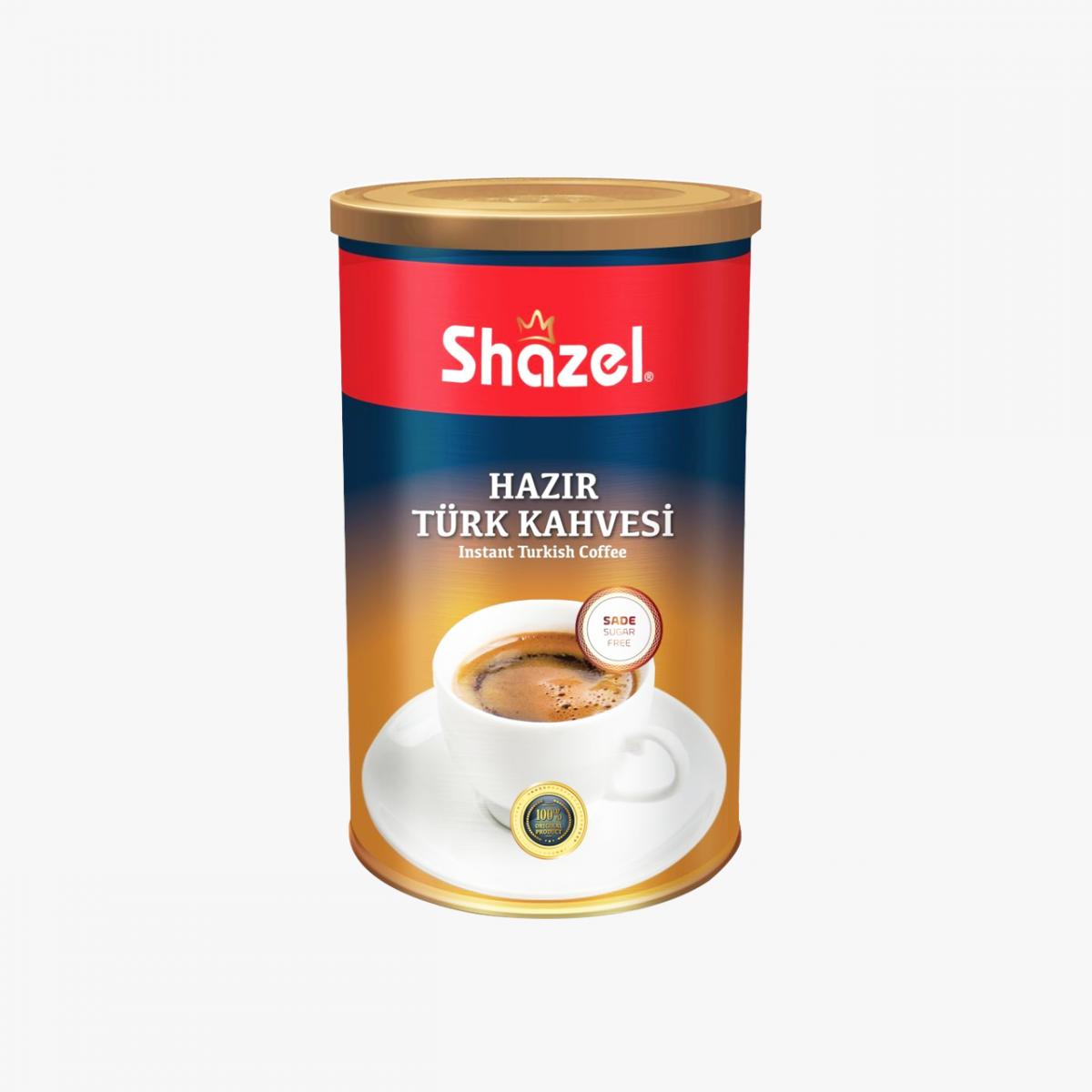 Hazır Türk Kahvesi Sade - 250gr