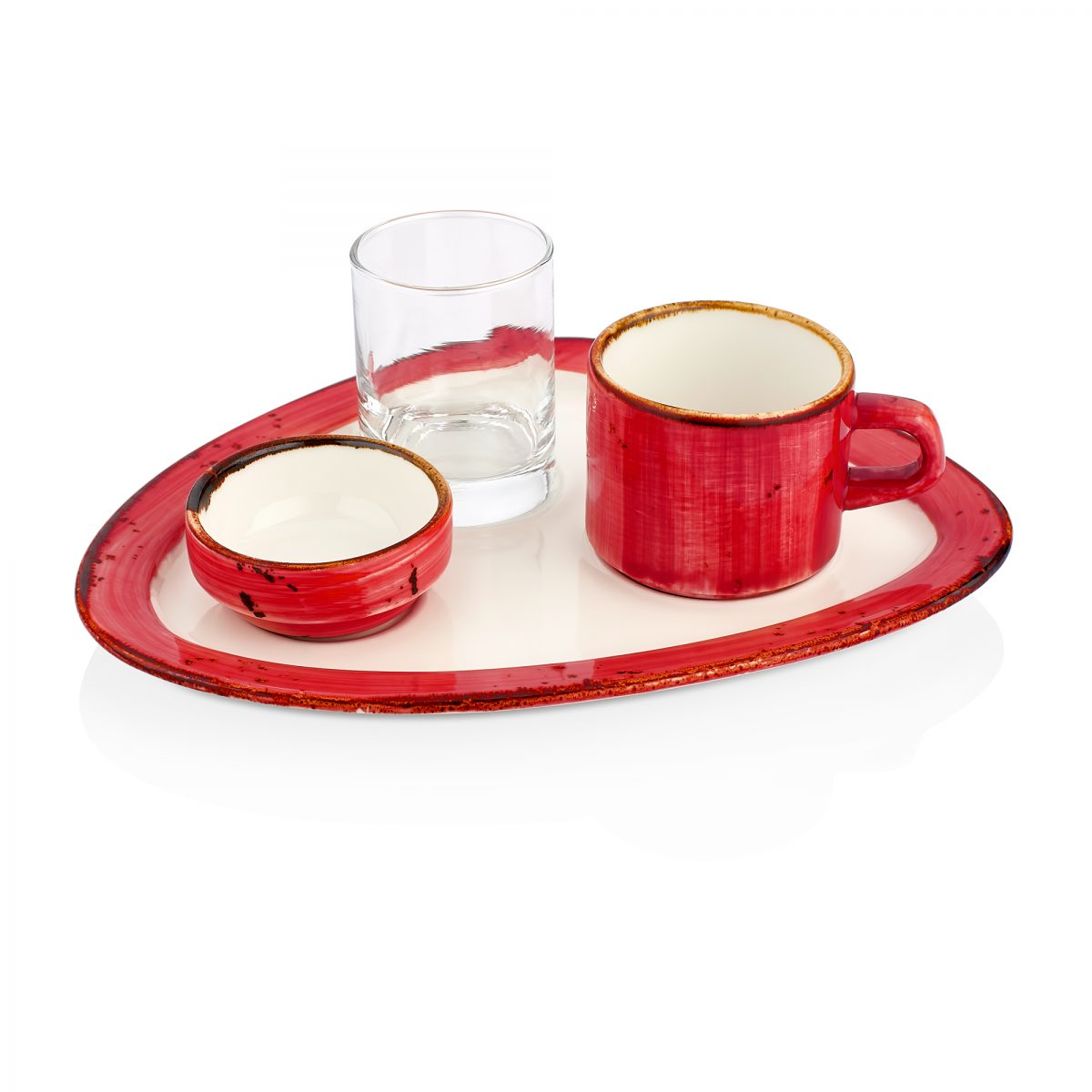 Ardent Gastro 01 Kahve Sunum Tabağı