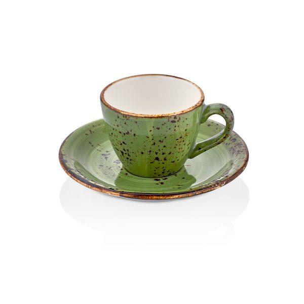 Breeze Zest Kahve Fincan Takımı