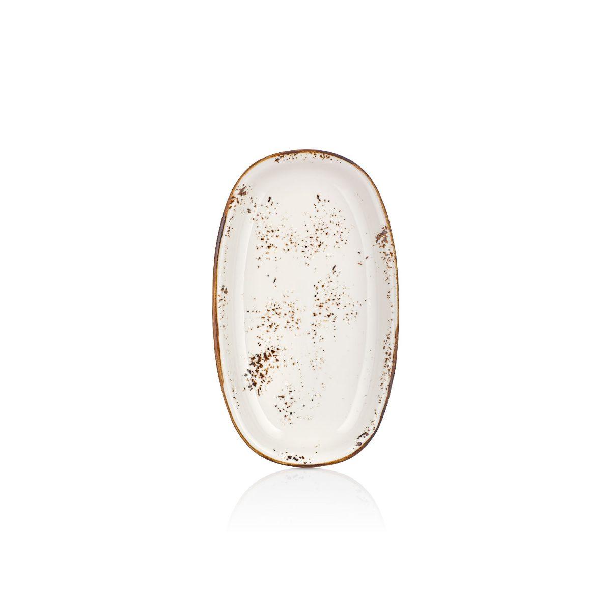 Elegance Zest 19 cm Oval Tabak