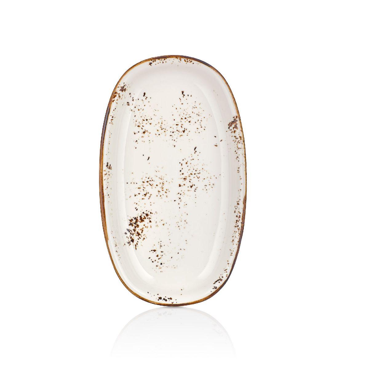 Elegance Zest 24 cm Oval Tabak