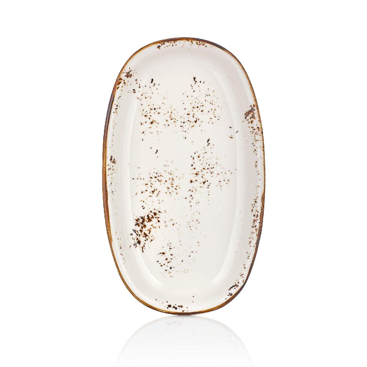 Elegance Zest 29 cm Oval Tabak