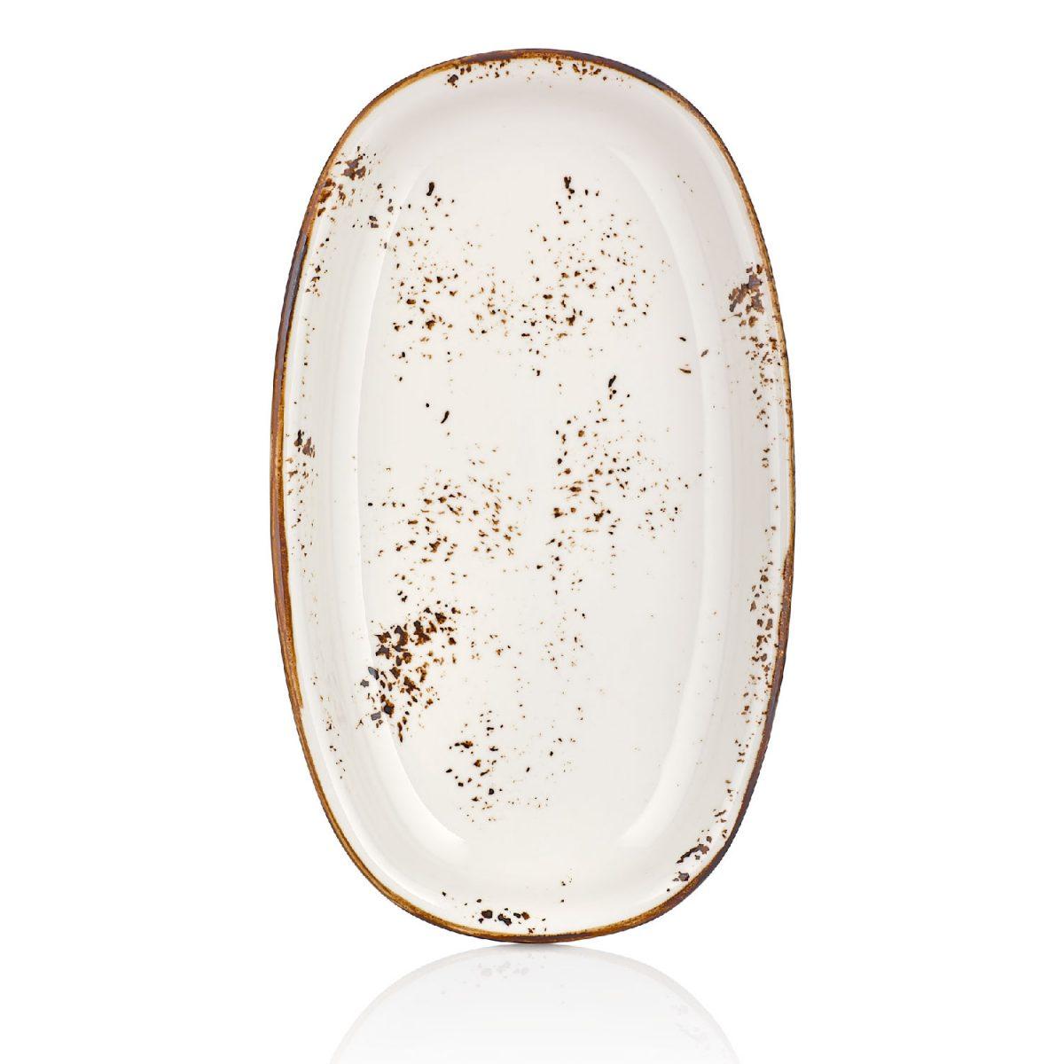 Elegance Zest 34 cm Oval Tabak