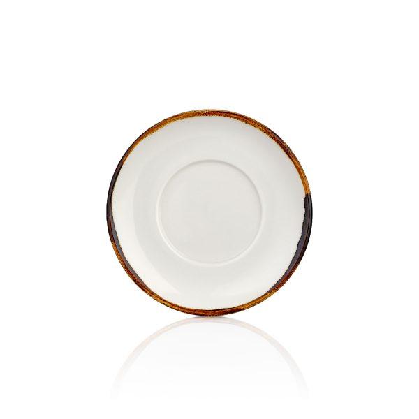 Gleam Gastro Çay Fincan Tabağı - 24'lü Kutu Fiyatıdır.