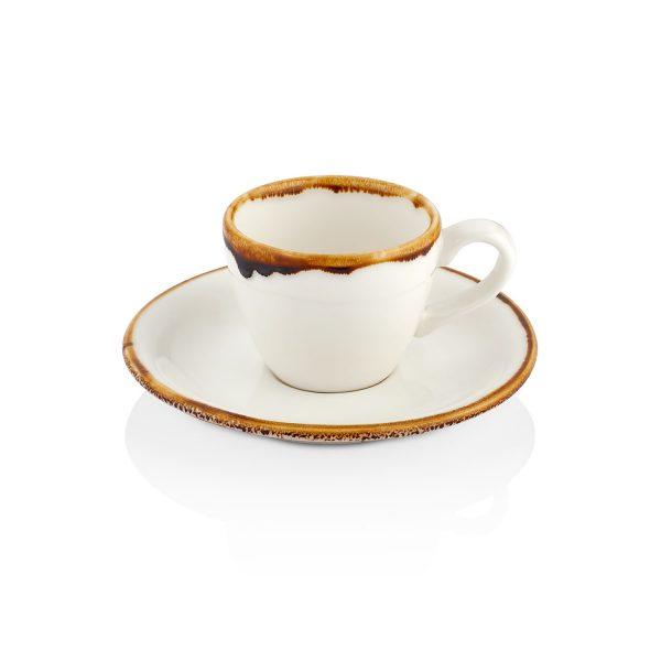Gleam Zest Kahve Fincan Takımı