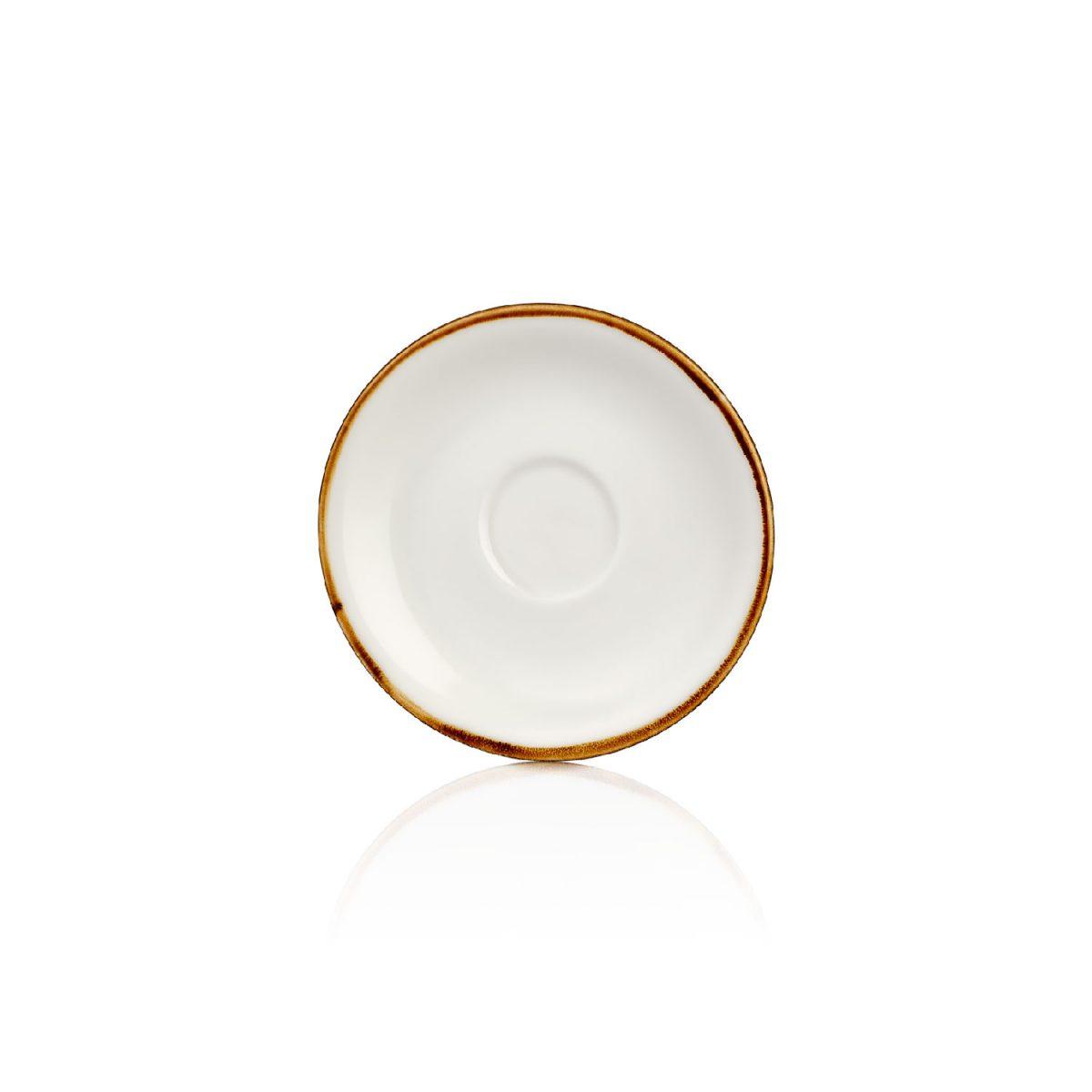 Gleam Zest Kahve Fincan Tabağı