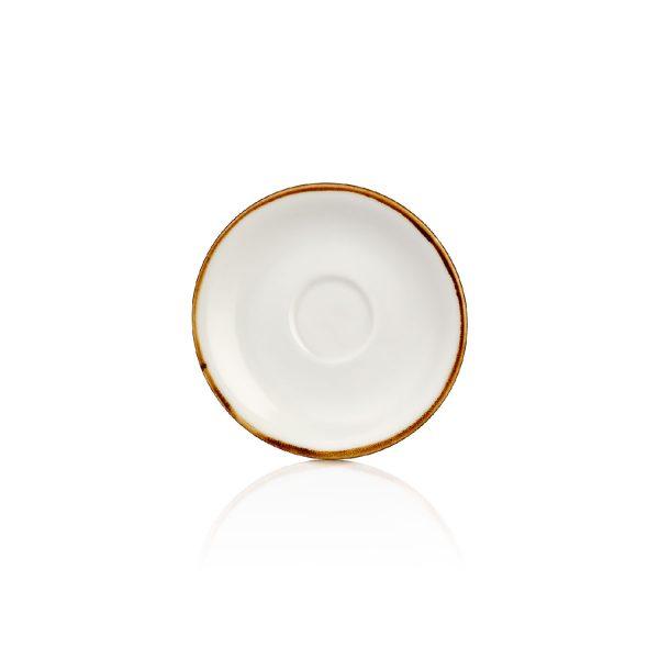 Gleam Zest Kahve Fincan Tabağı - 24'lü Kutu Fiyatıdır.