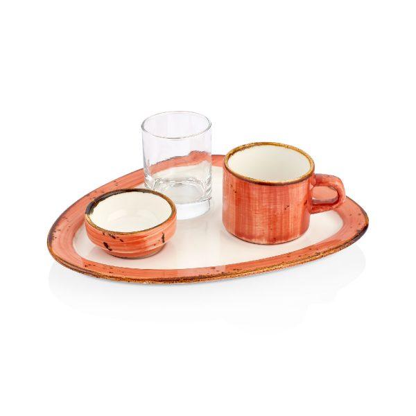 Laterite Gastro 01 Kahve Sunum Takımı