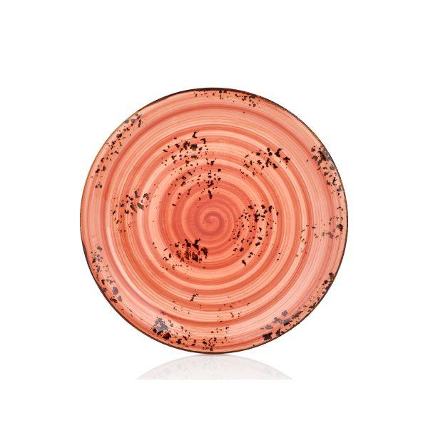 Laterite Zest 17 cm Düz Tabak