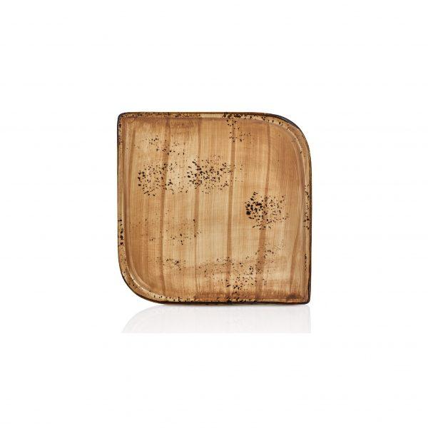 Vintage Arel 20 cm Kare Tabak - 12'li Kutu Fiyatıdır.