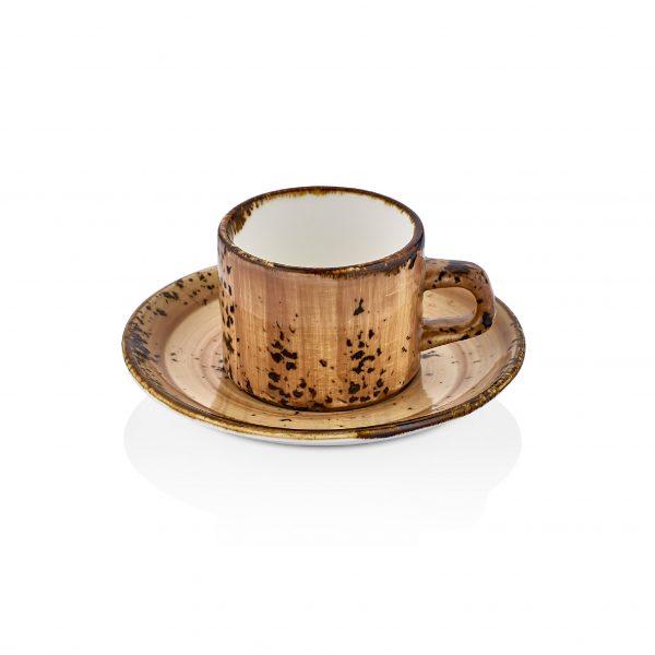 Vintage Gastro Kahve Fincan Takımı