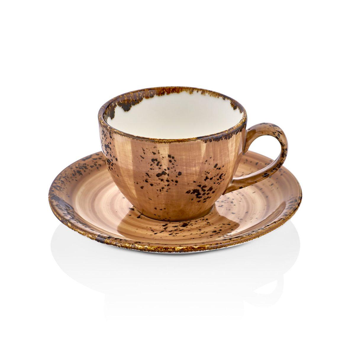 Vintage Zest Çay Fincan Takımı
