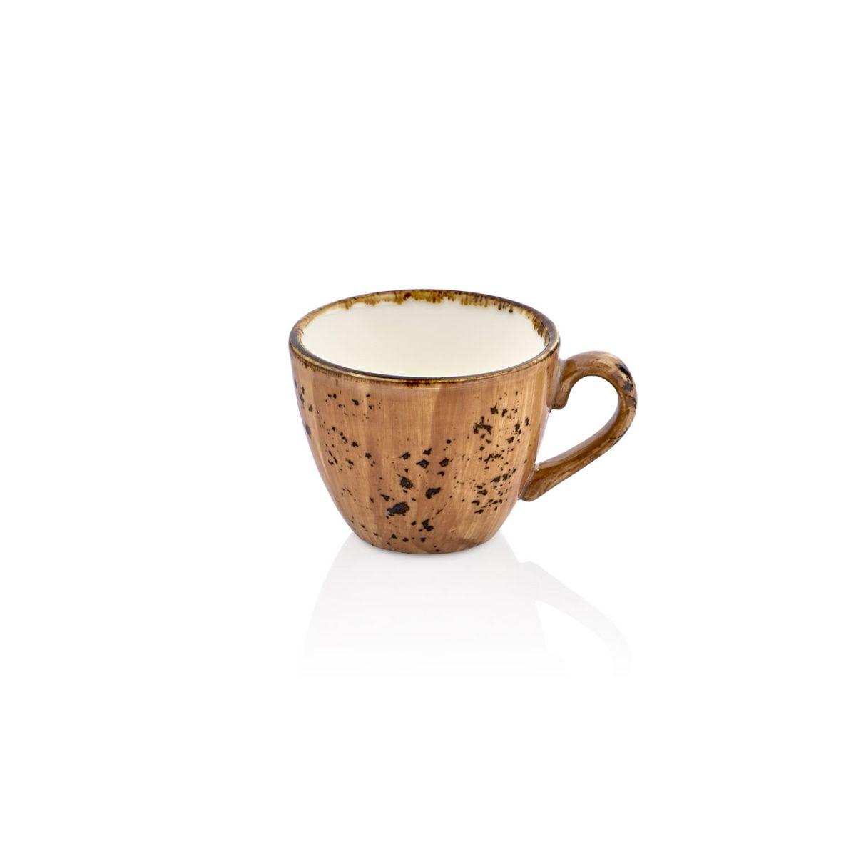 Vintage Zest Kahve Fincanı