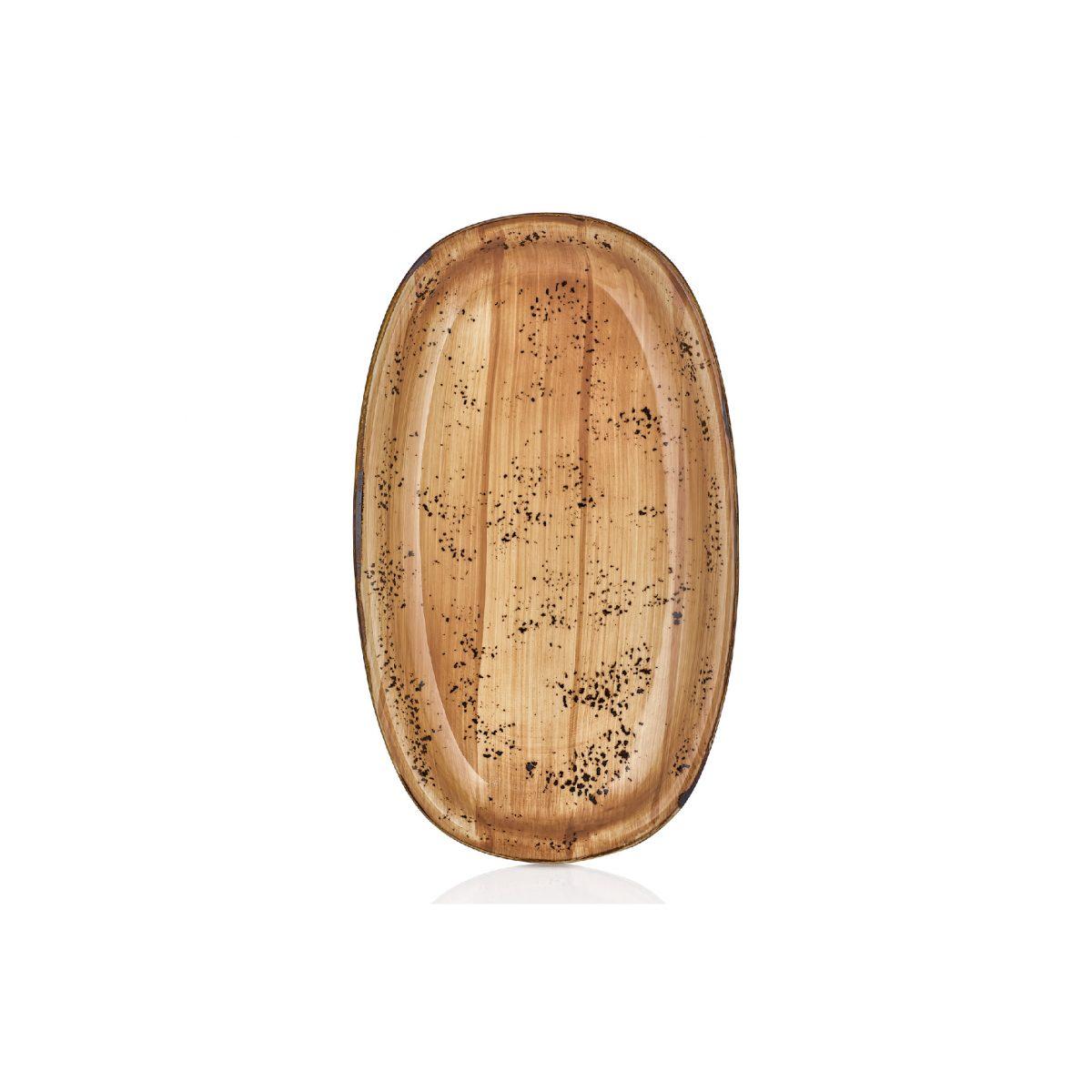 Vintage Zest 19 cm Oval Tabak
