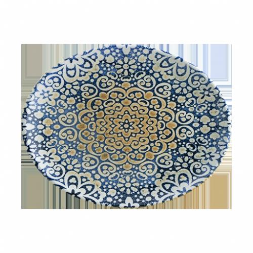 Alhambra Moove Oval Tabak 36*28 cm