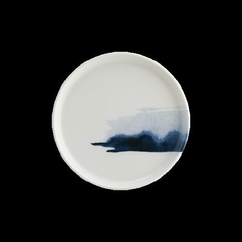 Mavi Dalga Hygge 16cm Düz Tabak