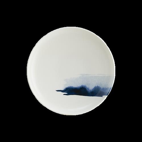 Mavi Dalga Hygge 28cm Çukur Tabak