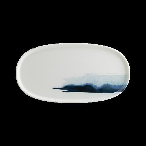 Mavi Dalga Hygge 30cm Oval Servis