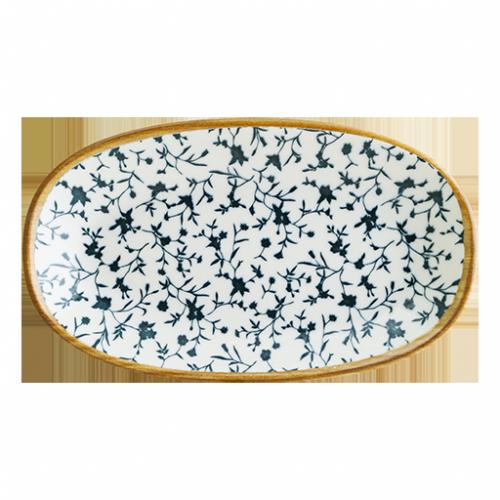 Calif Gourmet Oval Kayık Tabak 19*11 cm
