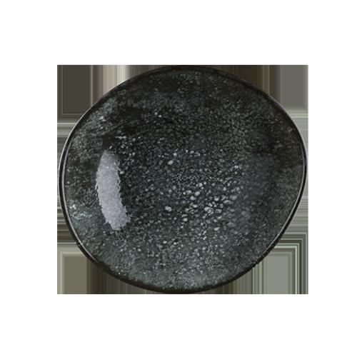 Cosmos Black Bloom Çukur Tabak 23 cm 1000 cc
