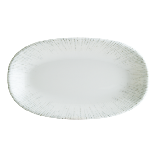 Iris Gourmet Oval Kayık Tabak 29*17 cm