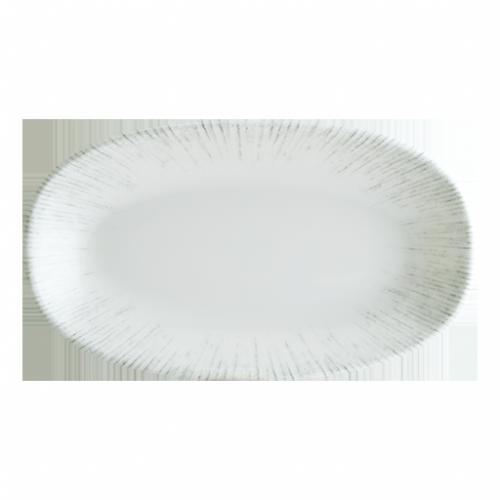 Iris Gourmet Oval Kayık Tabak 34*19 cm