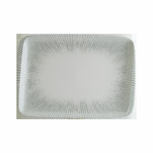 Iris Moove Oval Tabak 31*24 cm