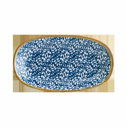 Lupin Gourmet Oval Kayık Tabak 24*14 cm
