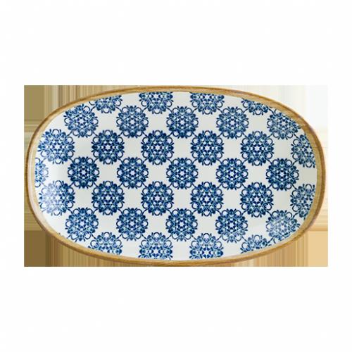 Lotus Gourmet Oval Kayık Tabak 29*17 cm