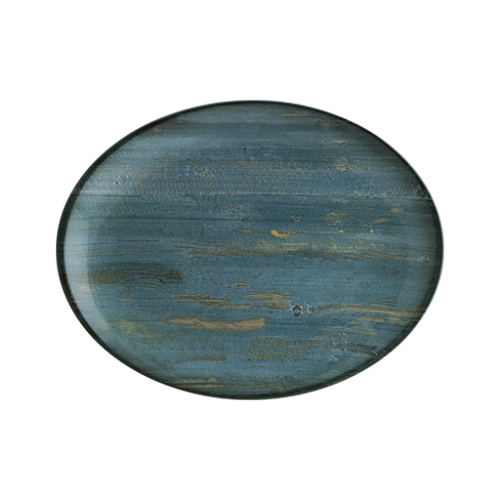 Madera Mint Moove Oval Tabak 36*28 cm