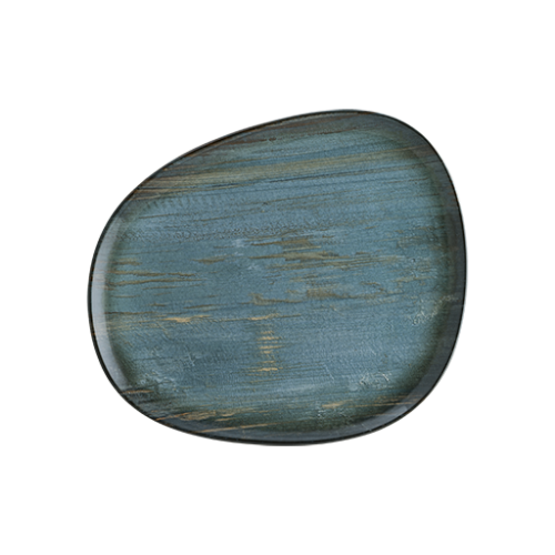 Madera Mint Vago Düz Tabak 24 cm