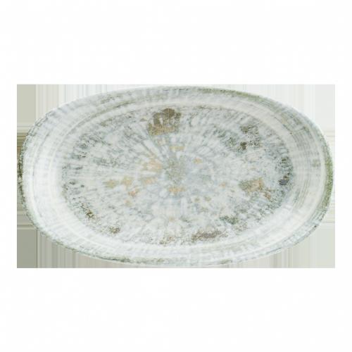 Odette Olive Gourmet Oval Kayık Tabak 19*11 cm