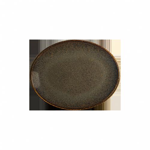 Tierra Moove Oval Tabak 31*24 cm