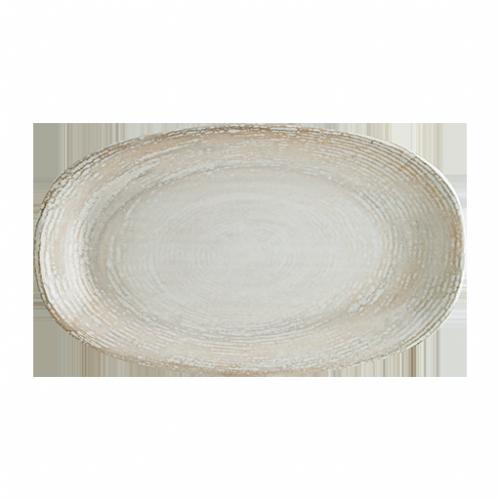 Patera Gourmet Oval Kayık Tabak 24*14 cm