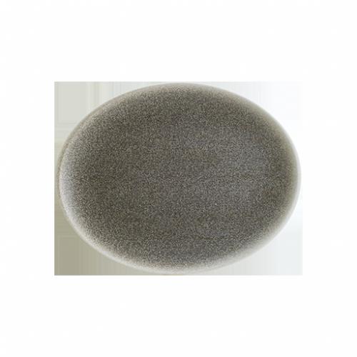 Luca Kahve Moove Oval Tabak 31*24 cm