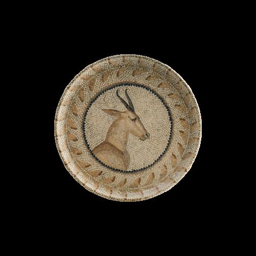 Mezopotamya Geyik 16cm Hygge Düz Tabak