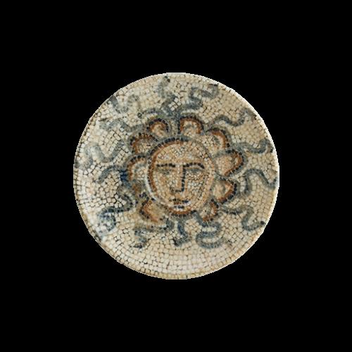 Mezopotamya Güneş Gourmet Çay Fincanı Tabağı 12 cm