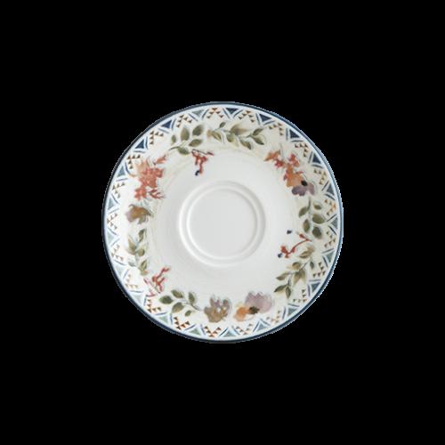 İlkbahar Gourmet Kahve Fincan Tabağı 16 cm