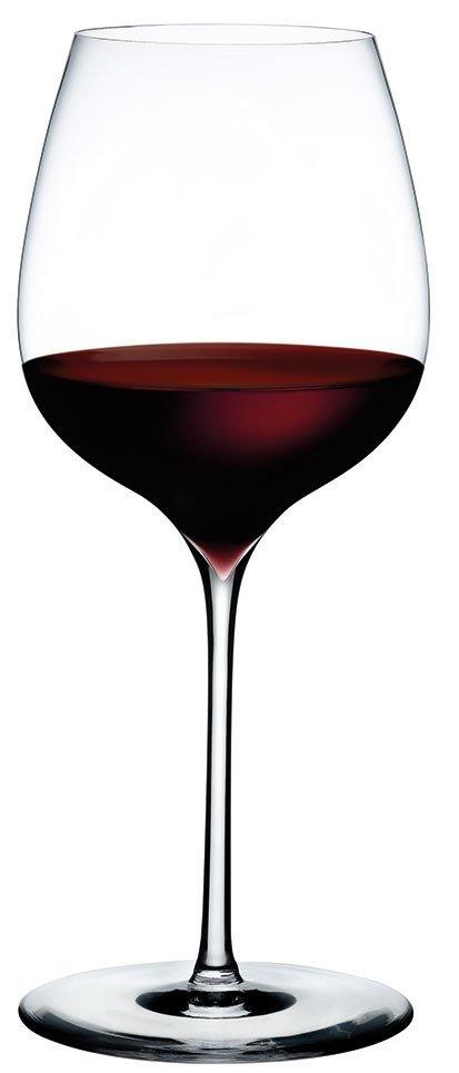 31912 Dimple Kırmızı Şarap Kadehi