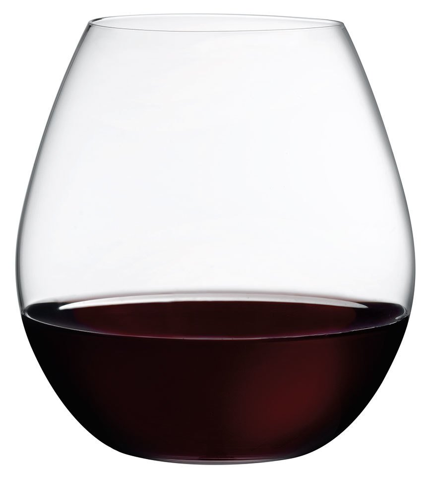 64026 Pure Burgonya Şarap Bardağı