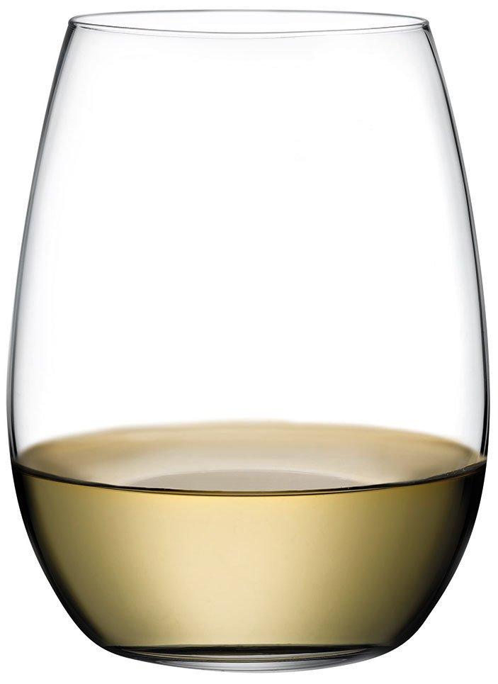 64090 Pure Beyaz Şarap Bardağı