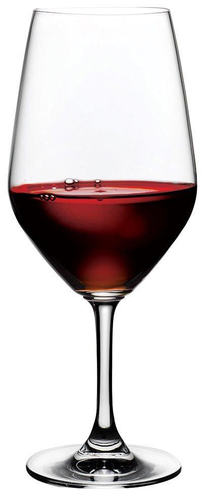 66061 Flights Kırmızı Şarap Kadehi