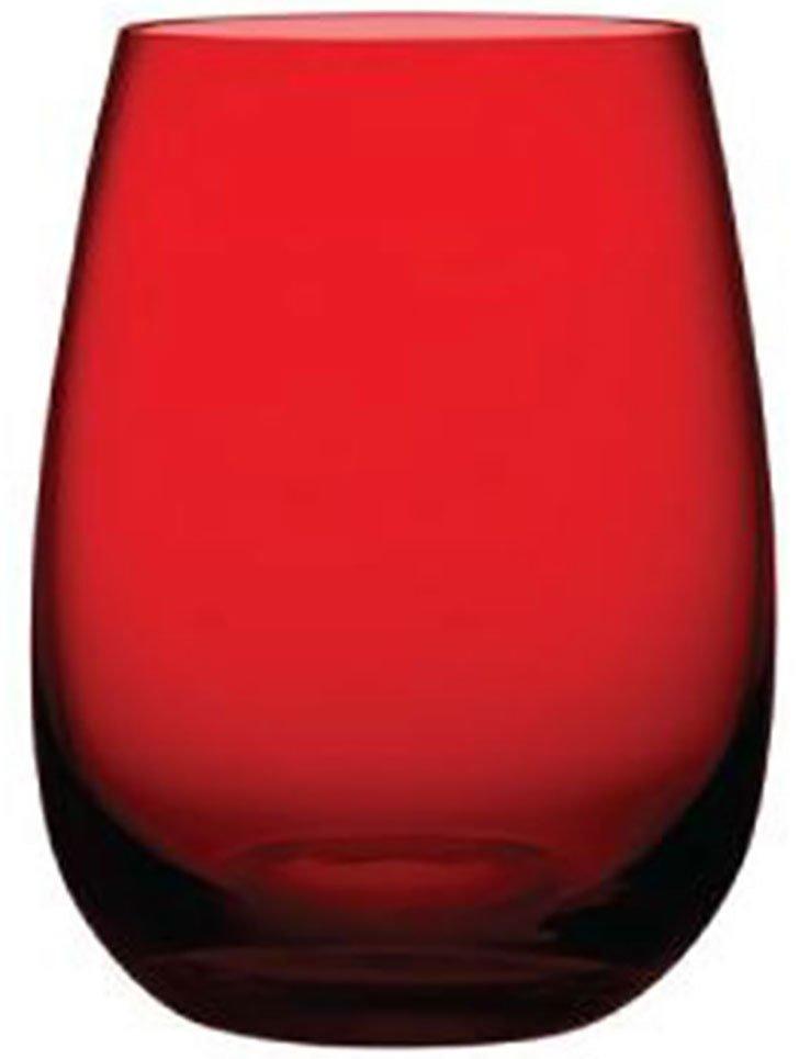 22360 Colored U Amber Su Bardağı