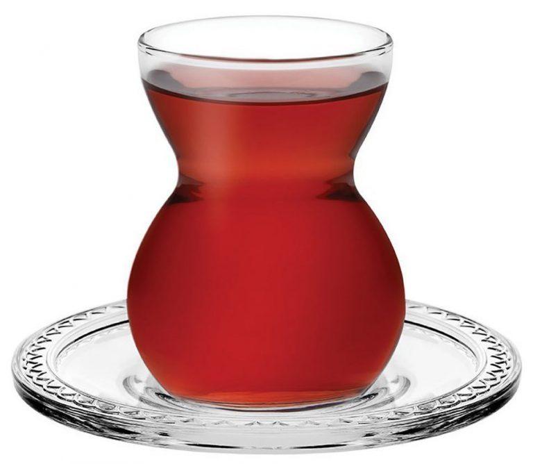 62511 Aida Optikli Çay Bardağı