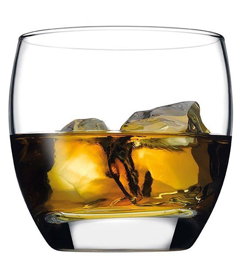41010 V-Block Barrel Viski Bardağı